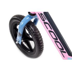 s'cool pedeX race Løbecykel Børn pink